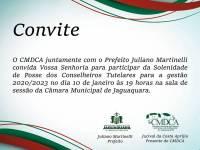 Posse dos Conselheiros Tutelares de Jaguaquara