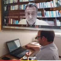 Reunião do Secretário de Saúde com Rui Costa