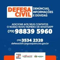 Defesa Civil de Jaguaquara