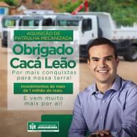 Jaguaquara recebe Patrulha Mecanizada
